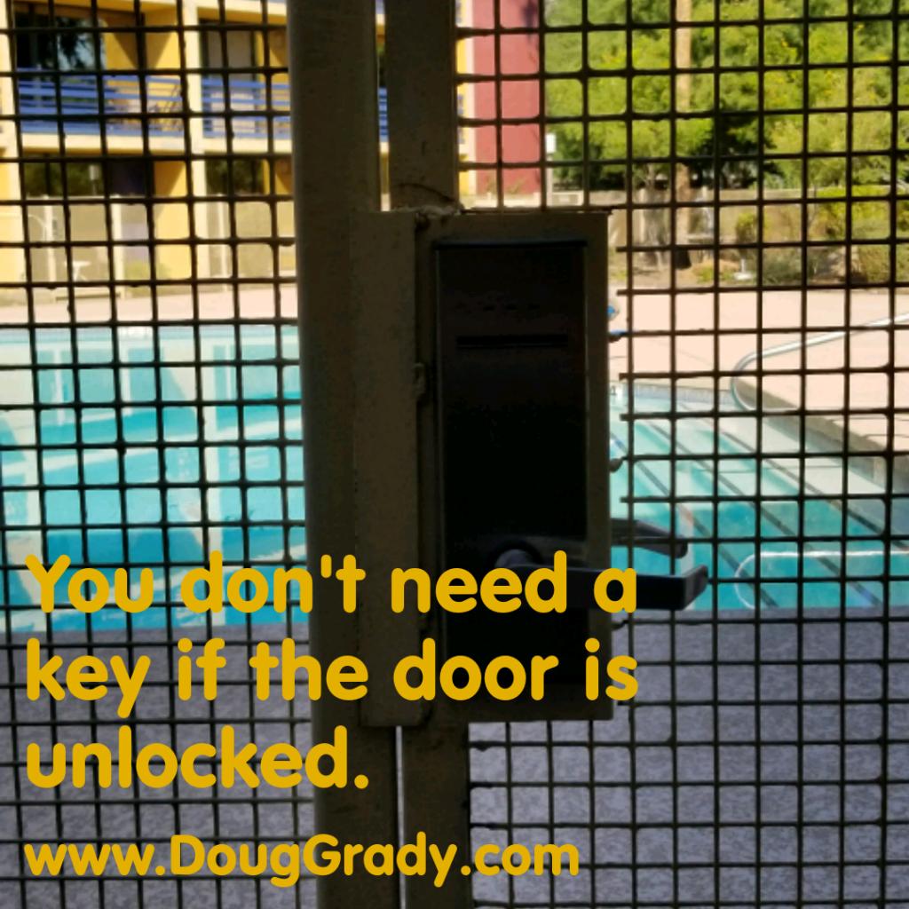 Open the Door to Personal Potential